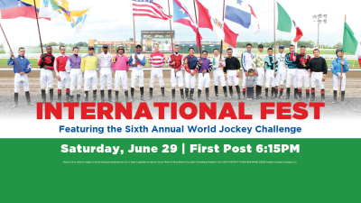 Sixth Annual World Jockey Challenge Featured at Indiana Grand