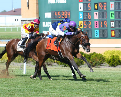 She'sonthewarpath Extends Win Streak to Three in $100,000 Ta Wee Stakes at Indiana Grand Racing & Casino