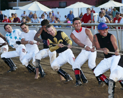 """Back to School/PDJF Night"" Held at Indiana Grand Racing & Casino"