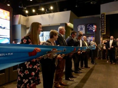 Indiana Grand Racing & Casino Opens State's First Sports Book