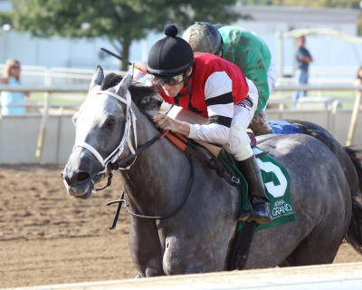 Unbridled Class Scores First Stakes Win in Merrillville Stakes at Indiana Grand Racing & Casino