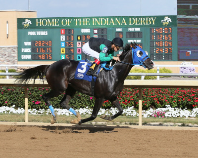 Expect Indy repeats in $100,000 Richmond Stakes  at Indiana Grand Racing & Casino